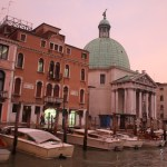 Venice-Italy-Pink-Light-of-Dusk-TravelXena-2