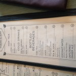 Harney and Sons Menu Millerton NY Travel Xena 5
