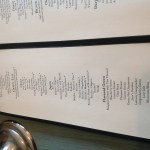 Harney and Sons Menu Millerton NY Travel Xena 8