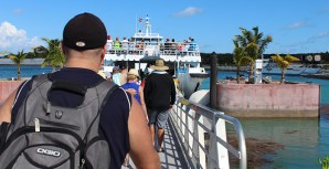 Great Stirrup Cay NCL Travel Xena 62