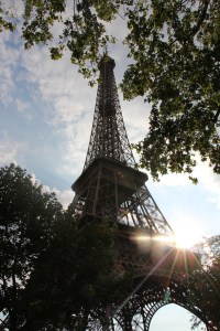 Eiffel Tower Paris. A photo tour