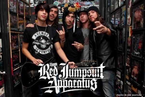 """The Red Jumpsuit Apparatus1 The Red Jumpsuit Apparatus """"Am I The Enemy"""" Music Video"""