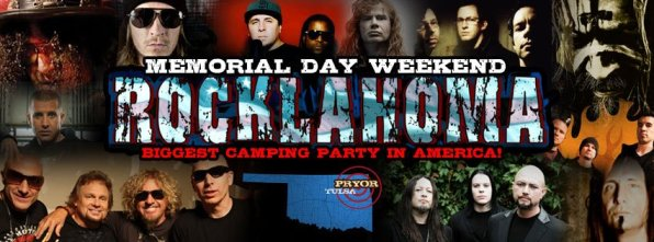 Rocklahoma Rocklahoma Daily Lineups Announced