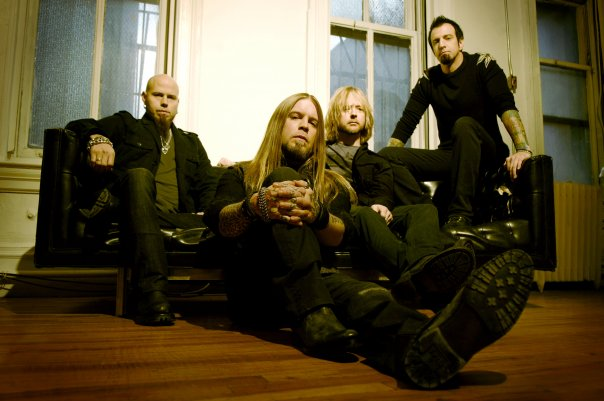 Drowning Pool Drowning Pool Add New Tour Dates