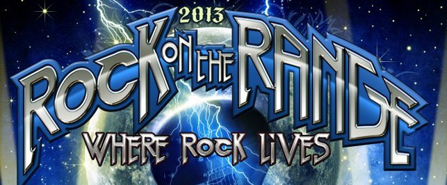 Rock On The Range Rock On The Range 2013 Line up Revealed