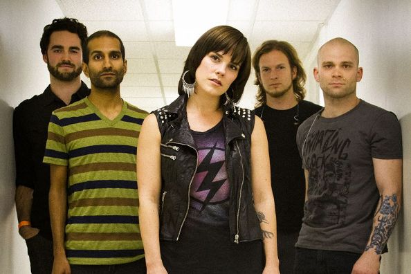 Flyleaf Win Two Tickets To See Flyleaf