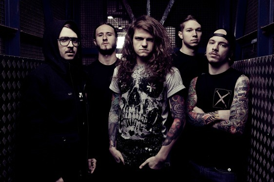 Miss May I Album Stream   Miss May I 'Rise Of The Lion'