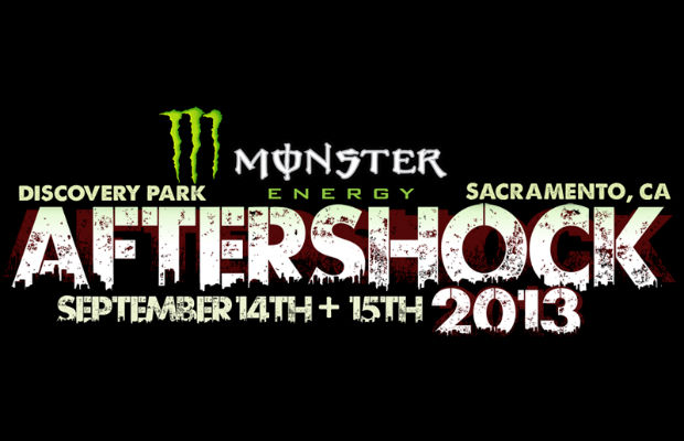 Monster Aftershock Festival Monster Aftershock Festival Announced