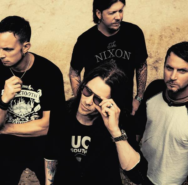 Alter Bridge Alter Bridge Announced First Dates For Their 'Fortress' Tour