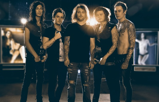 "Asking Alexandria Asking Alexandria Release Acoustic Version Of ""Moving On"""