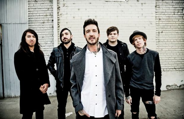 "Of Mice Men Of Mice & Men ""Bones Exposed"" Live Music Video"