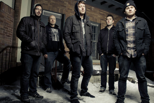 "Comeback Kid New Song   Comeback Kid ""Wasted Arrows"""
