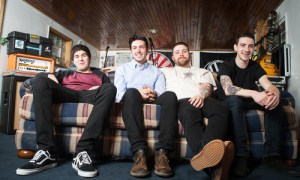Major League Stream New Album 'There's Nothing Wrong With Me'