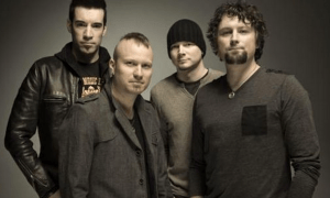 """Theory of a Deadman """"Savages"""" Music Video Featuring Alice Cooper"""