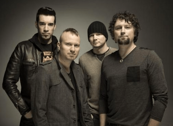 Theory of a Deadman Theory of a Deadman And Fozzy Announce 2014 U.S. Tour