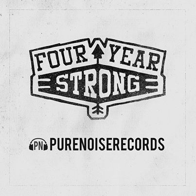 Four Year Strong Sign To Pure Noise Records Four Year Strong Sign To Pure Noise Records