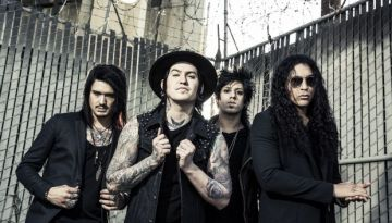 """Escape The Fate Stream New Song """"Remember Every Scar"""""""