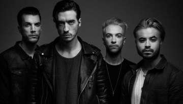 """Young Guns Stream New Song """"Echoes"""""""