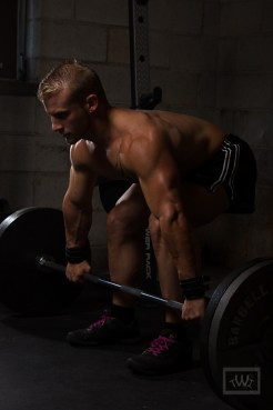 Deadlift Photography