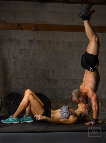 Fit Couple Photography
