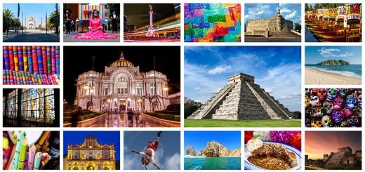 Los países más visitados