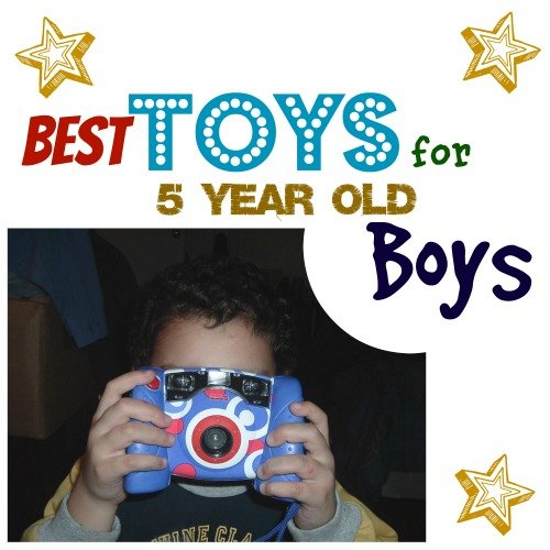 Toys For 5 Year Olds : Best toys for year old boys
