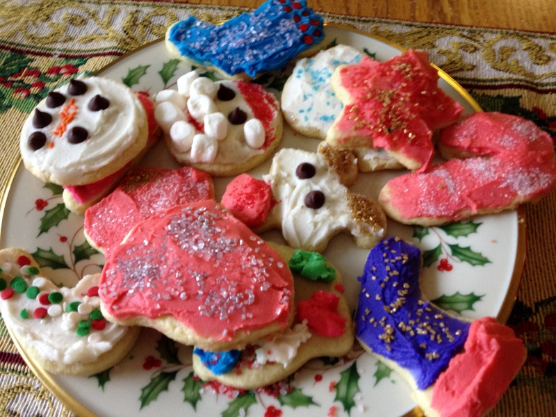 Cookie decorating 3