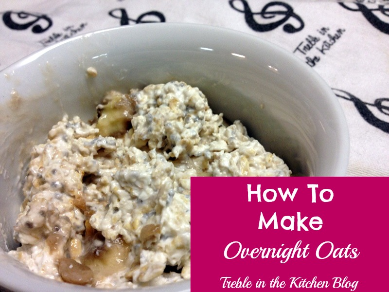 overnight oats text