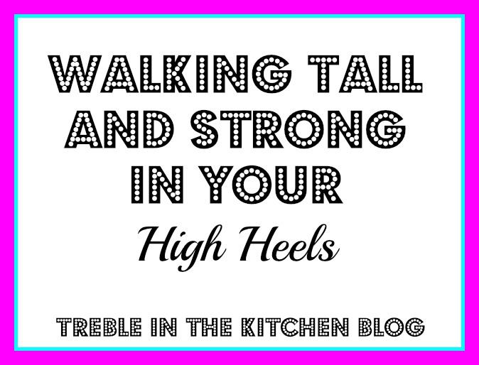 High Heel Workout Text