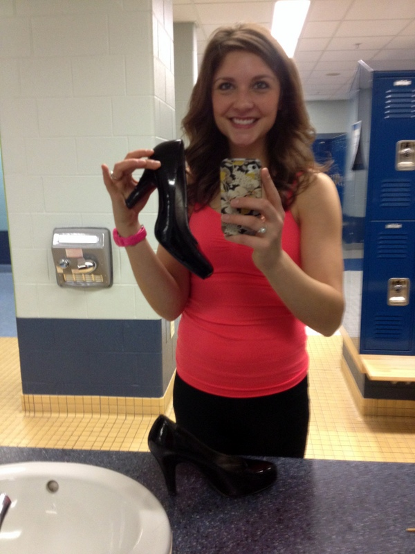 high heels workout 4