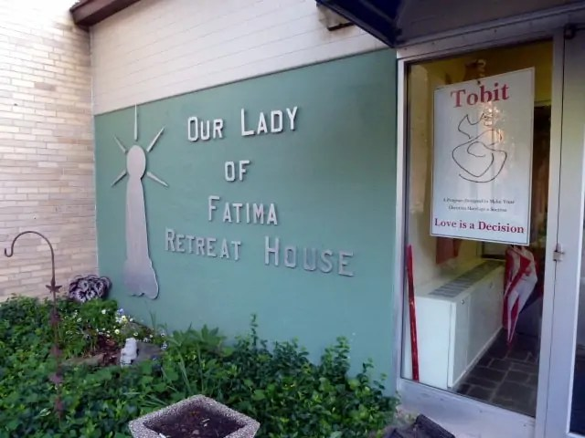 lady of fatima retreat house