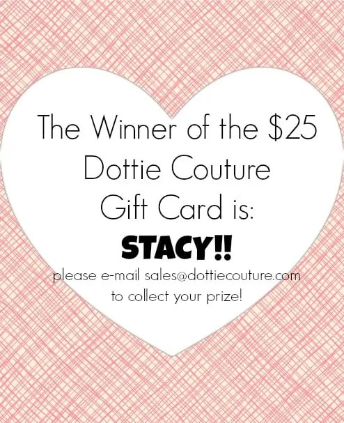 Dottie Couture Winner