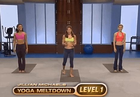 Jillian Michaels Yoga