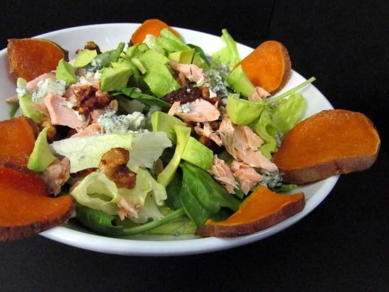 salmon salad 7