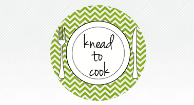 knead to cook