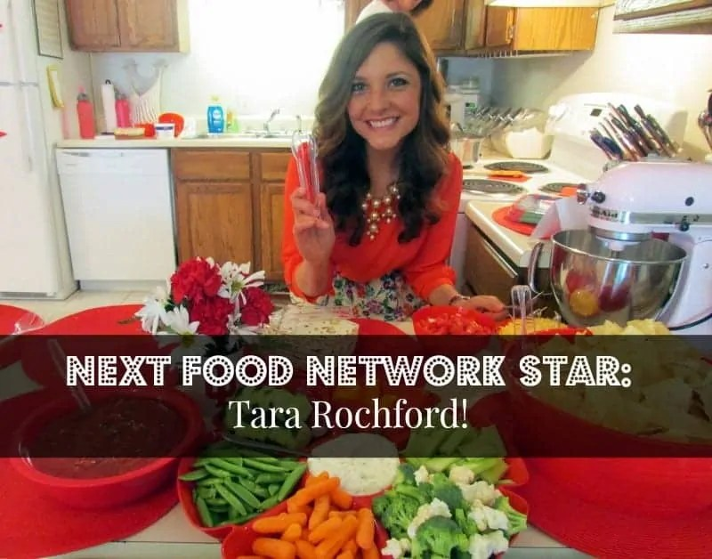 Next Food Network Tara