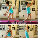 Full Body Circuit Workout {dumbbell + bodyweight}