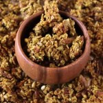 Turmeric Ginger Granola