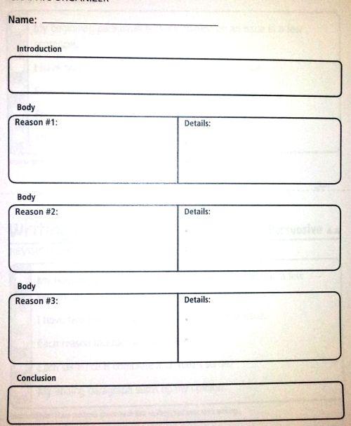 grade 6 essay questions