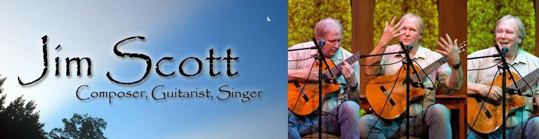 Jim Scott in Concert October 28, 2016