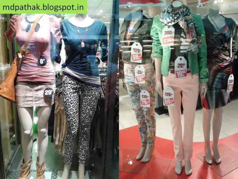 Switzerland shopping women