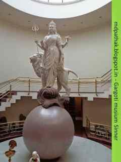 Gargoti museum, Sinnar bharat mata