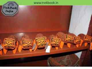 tiger souvenir Ranthambore India