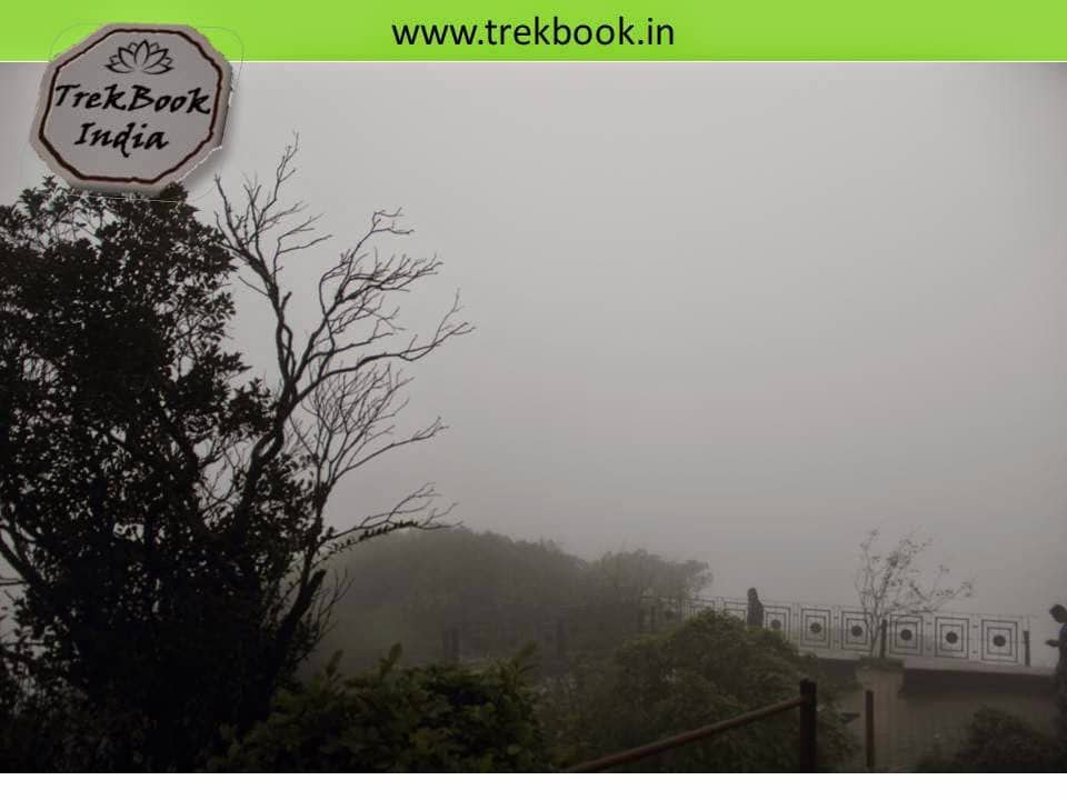 monsoon misty waterfalls