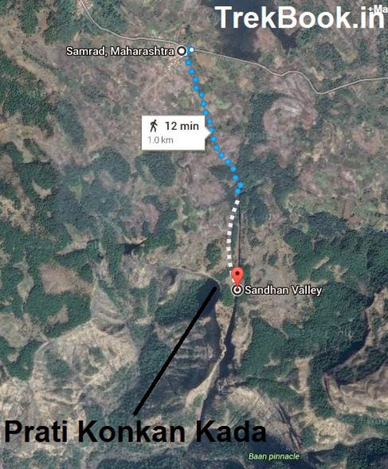 map to sandhan valley