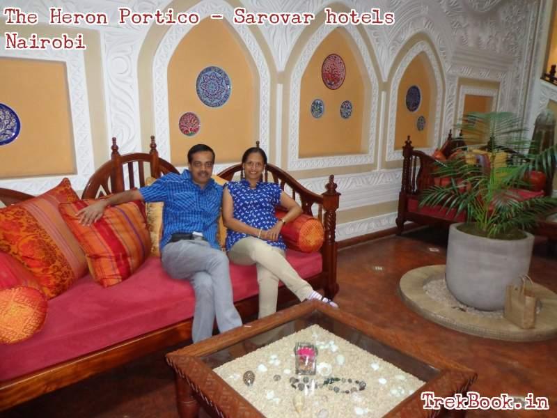 the heron portico - nairobi - interior