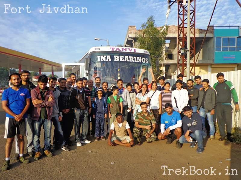 FONA group at fort jivdhan