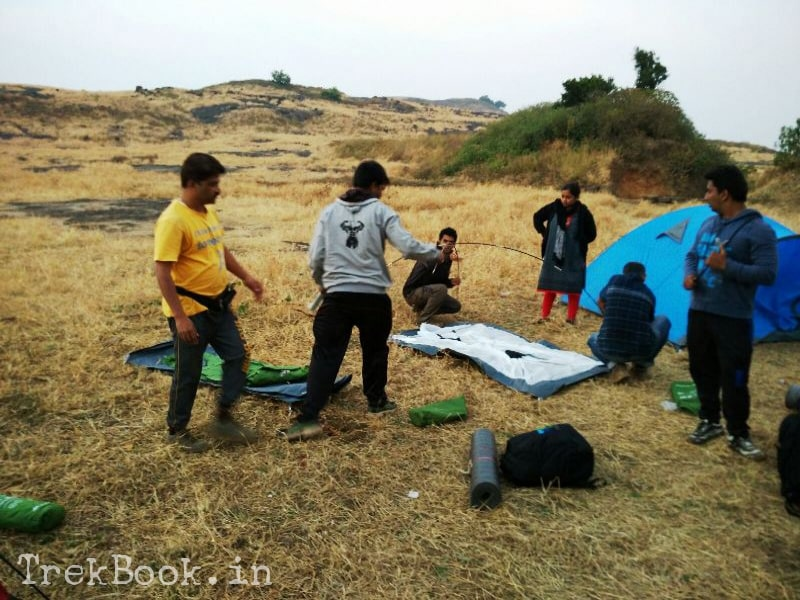 How to Set Up Tent