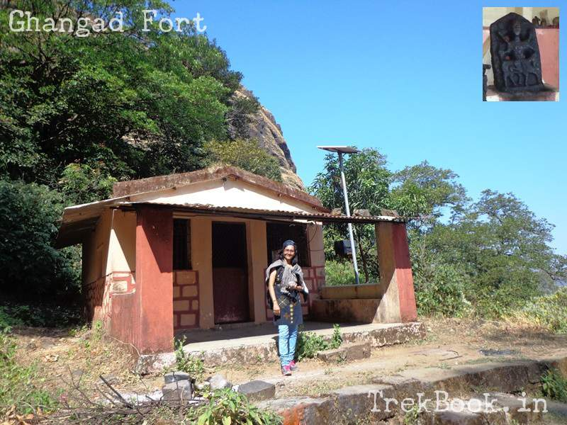 Godess Garjai Temple ghangad