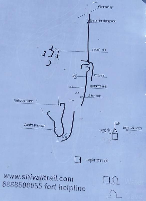ghangad map